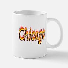 Chicago Flame Mugs