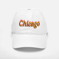 Chicago Flame Baseball Baseball Baseball Cap