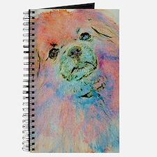 Watercolor Tibbie Journal