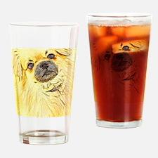 Tibbie Tibbie Drinking Glass