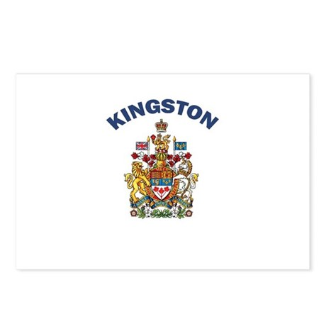 Kingston Coat of Arms Postcards (Package of 8)