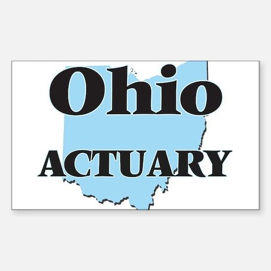 Ohio Actuary Decal