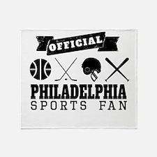 Official Philadelphia Sports Fan Throw Blanket
