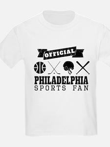 Official Philadelphia Sports Fan T-Shirt