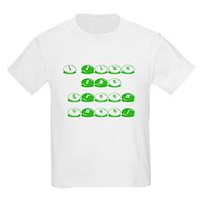 Green M&M's T-Shirt
