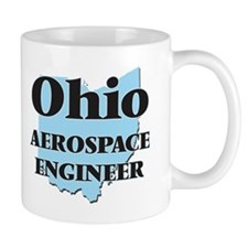 Ohio Aerospace Engineer Mugs