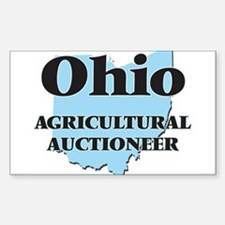 Ohio Agricultural Auctioneer Decal