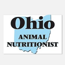 Ohio Animal Nutritionist Postcards (Package of 8)
