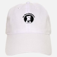 No More Dogfights! Baseball Baseball Cap