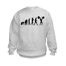 Evolution of Weightlifting Jumpers