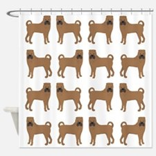 Shar Pei Shower Curtain