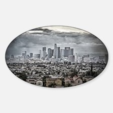 Los Angeles, East View Decal