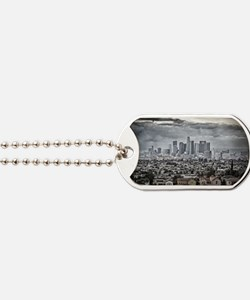 Los Angeles, East View Dog Tags