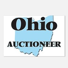 Ohio Auctioneer Postcards (Package of 8)