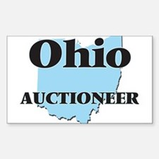 Ohio Auctioneer Decal