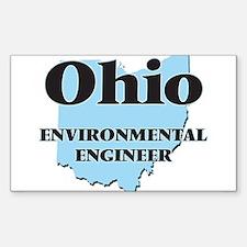 Ohio Environmental Engineer Decal