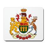 Saskatchevan Coat of Arms  Mousepad