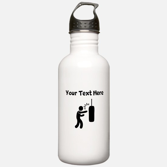 Punching Bag Water Bottle