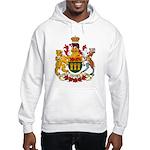 Saskatchevan Coat of Arms Hooded Sweatshirt