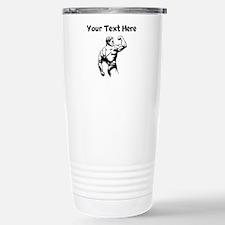 Bodybuilder Travel Mug