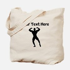 Bodybuilder Tote Bag