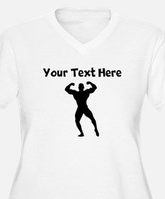 Bodybuilder Plus Size T-Shirt