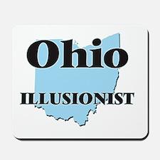 Ohio Illusionist Mousepad