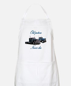 Old Peter Never Die BBQ Apron