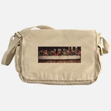 The Lords Last Supper Messenger Bag