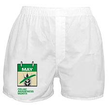 Unique Celiac awareness Boxer Shorts