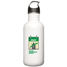 Cute Celiac awareness Water Bottle