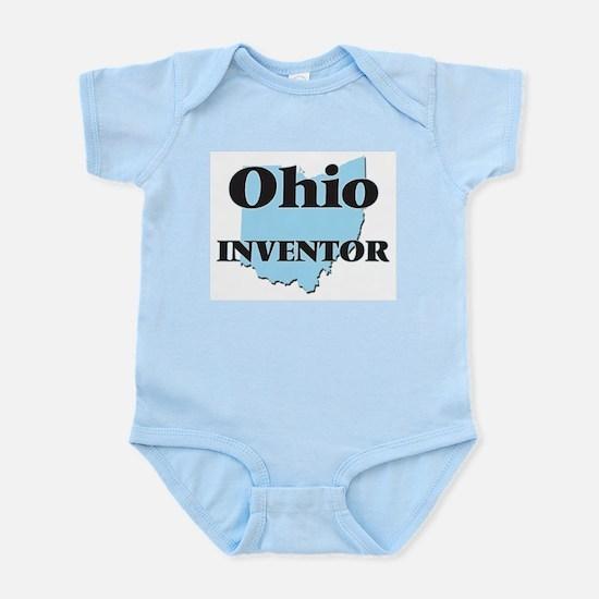 Ohio Inventor Body Suit