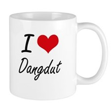 I Love DANGDUT Mugs