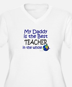 Best Teacher In The World (Daddy) T-Shirt