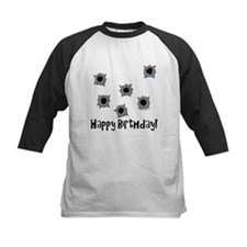 Happy Birthday Bullets Tee