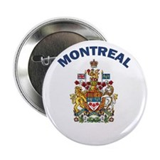 Montreal Coat of Arms Button
