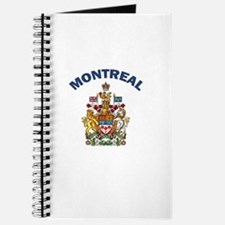 Montreal Coat of Arms Journal
