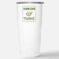 Unique Mom twins Travel Mug