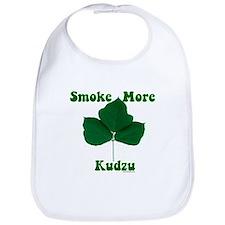 Smoke More Kudzu Bib