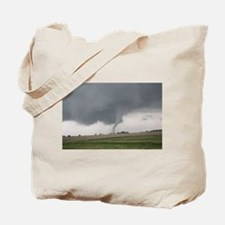 Field Tornado Tote Bag