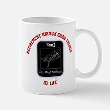 Yep! New Beginnings.:-) Mug