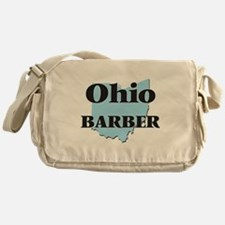 Ohio Barber Messenger Bag