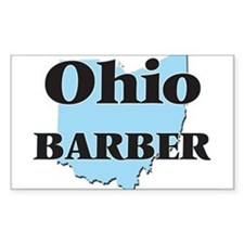 Ohio Barber Decal