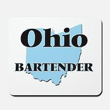 Ohio Bartender Mousepad