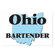 Ohio Bartender Postcards (Package of 8)