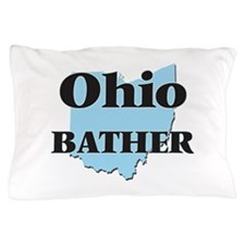 Ohio Bather Pillow Case