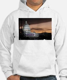 United States Capitol Building a Jumper Hoody