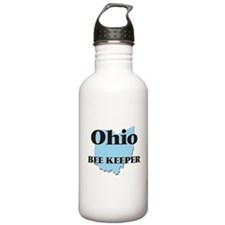 Ohio Bee Keeper Water Bottle