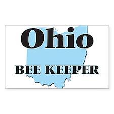Ohio Bee Keeper Decal
