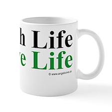 Cherish and Give Mug